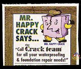 Mr Happy Crack